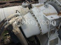 used concrete mixer HINO 8 m3.