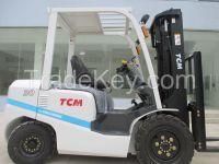 used forklift ,TCM 3 ton ,2015 years.