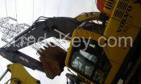 Used VOLVO EC210BLC excavator