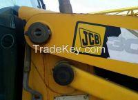 used JCB 3CX backhoe