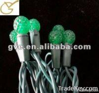 UL green led G12 christmas decoration string light-string light