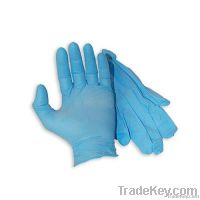 Disposable nitrille glove, medical used