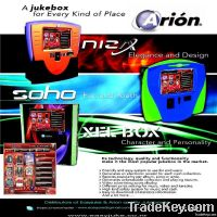 Arion Jukebox Conversion DIY Kits