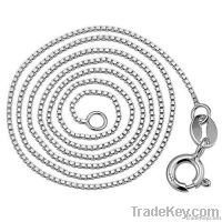 925 sterling silver chain necklace