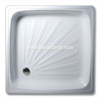steel enamelled Shower Tray