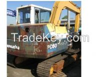 Excavator 6 ton  PC60-5 for sale