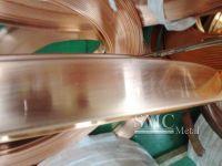 Copper Bus Bar /Earth Copper Strip
