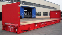 20 & 40 Foot Flat Rack/Platform Containers