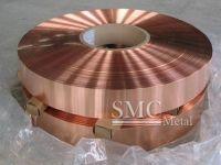 Copper Beryllium Strip