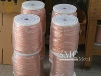 Fiber Glass Copper Wire
