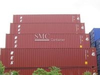 45 Foot High Cube Shipping Container
