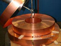 Gilding Metal / Copper Clad Metal Strip Gilding Metal