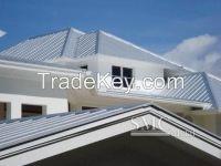 luminum Roofing--Aluminum Corrugated Sheet Roofing