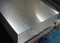 Hot Dip Galvanized Steel Sheet.
