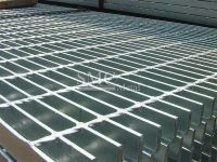 Hot Dip Galvanized Steel Grating.