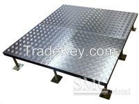 Steel Checkered Plate - Diamond Plate