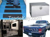 Steel Checkered Plate - Diamond Plate