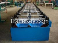 Clip Lock Roof Sheet Forming Machine