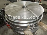 Copolymer Coated Stainless Steel Tape for Cable Armoring