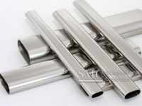 Stainless Steel Oval Pipe/Elliptical Pipe