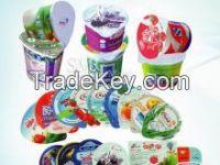 Aluminum Foil for Yogurt Lids