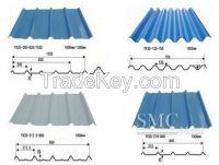 IBR Sheeting (Rib Type Roof Sheet)
