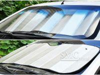 Aluminum Car Sunshade