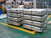 hot dip galvanized flat iron sheet