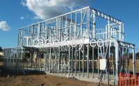 Steel Structure Two Storey Building