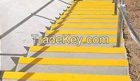 Super Grip Industrial Fiberglass(FRP) Stair Nosing