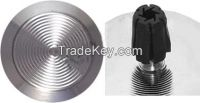 PFSA Stainless Steel with Fixing Plug Stem