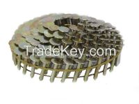 Wire Collated Coil Nail