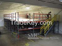 Racking Support Mezzanine
