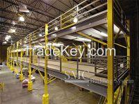 Steel Structure Mezzanine