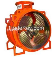 NFT/NCT Series Tunnel Thruster