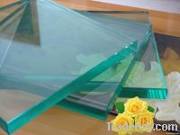 3-19mm Tempered Glass Withgb15763.2-2005 and 99631998& Europe En 12600
