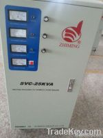 3-Phase Voltage Stabilizer