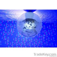 LED Disco Lighting Glass Mirror Ball