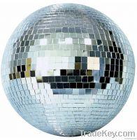 Rotating Disco Light Mirror Ball