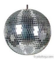 LED Disco Lighting Glass Mirror Ball For Party, Theatre, Bar and Dance