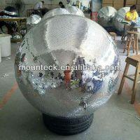 """40"""" 100cm Disco mirror ball,rotating disco ball"""