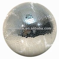 """16"""" 40cm glowing disco light mirror ball for bar,disco,stage"""