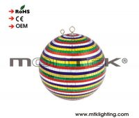 MB-008 cheap disco ball for sale with diameter 20cm 8 inch one year warranty