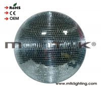MB-030 cheap disco ball for sale with diameter 75cm 30 inch fiberglass core inner material