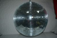 Shenzhen diameter 75cm 30inch disco lights mirror ball with safe hook on the side