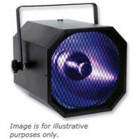 Eliminator BLACK NIGHT 400Watt Blacklight Light Club Effect uv lights with Black Light Bulb Club Effect