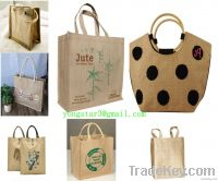 2013 jute shopping bag