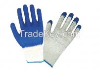 90g latex working glove