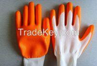 nitril glove/working glove/latex glove