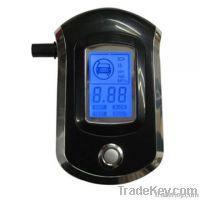 LED breath alcohol tester